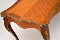 Antique French Inlaid Marquetry Coffee Table (5 of 8)