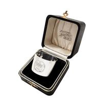 Sterling Silver 'Kennel Club' Napkin Ring in Case 1931 (8 of 8)