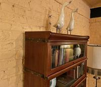 Bookcase from Globe Wernicke Called Stacking Bookcase in Mahogany-5 Elements (9 of 10)