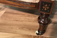 Victorian Burr Walnut & Inlaid Salon Suite (20 of 38)