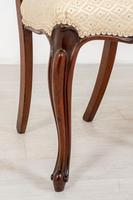 Pretty Pair of Rosewood Side Chairs (2 of 7)
