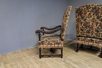 Pair of French Walnut Armchairs (5 of 7)