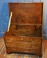19th Century Country Elm Trunk (2 of 13)