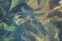 Mid Century Large Still Life Flowers by Bob Vigg (10 of 10)