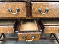 Early 20th Century Antique Oak Dresser (4 of 12)