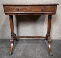 Early 19th Century Free Standing Rosewood Table (2 of 11)