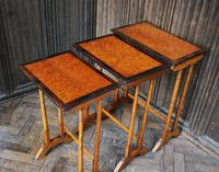 A Nest of Three Antique French Tables (2 of 6)