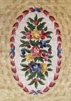 Vintage Chinese Silk Carpet 2.43m x 1.59m (7 of 11)
