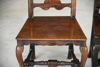 Near Pair of Queen Anne Style Side Chairs (5 of 12)