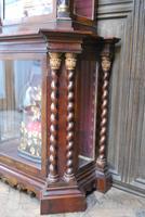 Antique Italian Display Cabinet (5 of 9)