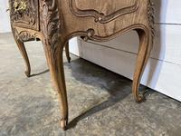 Stylish French Bleached Oak Commode Chest (15 of 20)