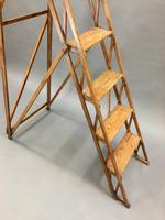 Early 20th Century Hetherley Step Ladder (2 of 11)
