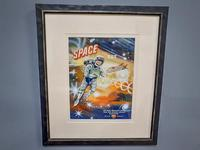 Vintage Advertising Space Picture (2 of 6)