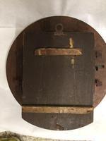 Mahogany Wall Clock (5 of 6)
