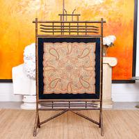 Bamboo Fire Screen Anglo Japanese Aesthetic 19th Century