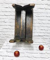 Large Rustic Bench Stool, Original Paint (6 of 6)