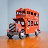 Retro Double Decker Bus (2 of 6)