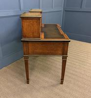 19th Century Amboyna Writing Desk (15 of 19)