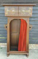 Quality Solid Oak Shapland Petter Arts & Crafts Hall Robe (9 of 10)