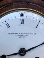 Antique Inlaid Mahogany Bracket Clock (3 of 9)
