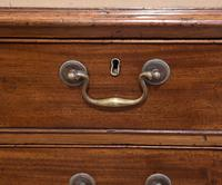 George III Mahogany Chest of Drawers c1800 (3 of 6)