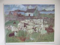 Josephine Trotter: limited edition print of Pabay Island, Scotland (4 of 4)