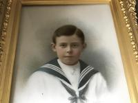 Victorian Portrait of a Young Boy in Sailors Uniform (5 of 7)