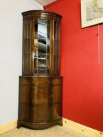 Glazed Corner Cabinet (6 of 7)