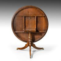 Most Attractive Regency Period Tilt-top Dining Table (5 of 6)
