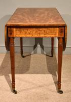 Sheraton Period 18th Century Pembroke Table (6 of 10)