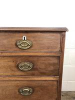 18th Century Mahogany Chest of Drawers (10 of 11)