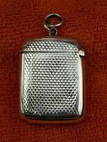 Antique Sterling Silver Hallmarked Vesta Case (12 of 12)
