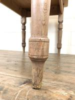 Rustic Pine Kitchen Table (7 of 10)