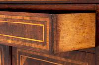 Superb Dutch Mahogany Inlaid Bookcase (5 of 9)