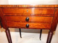 Regency Kingwood Small Pembroke Table (8 of 12)