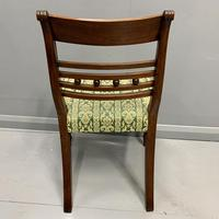 19th Century Regency Carver Armchair (5 of 5)