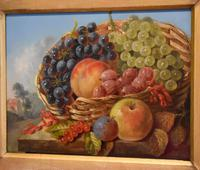 Still life oil painting after Albert Francis King (6 of 8)