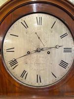 Early 19th Century Mahogany Longcase Clock by Ganthony of London (4 of 5)
