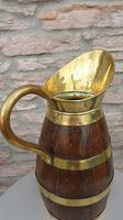 Early 19th Century Coopered Cider Jug (5 of 6)