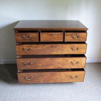 Mahogany Chest of Drawers (9 of 9)