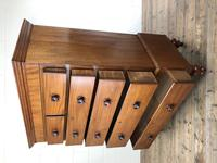 Antique Large Victorian Mahogany Chest of Drawers (7 of 9)