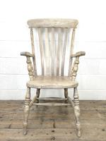 Victorian Ash and Elm Country Armchair (3 of 10)