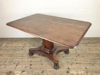 Large Victorian Mahogany Tilt Top Table (4 of 10)