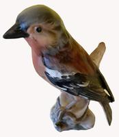 A Porcelain figure of a Chaffinch by Goebel of Germany (3 of 6)