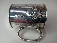 Silver Christening Mug, Chester 1907 (6 of 7)