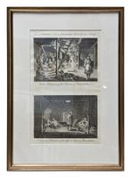 Pair of Early 19th Century Original Etchings (5 of 12)