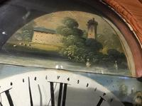 Cornish Pine 8 Day L. C clock owned by Footballer & Beverley Sisters (7 of 11)
