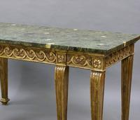 Late 19th Century Venetian Console Table (6 of 6)