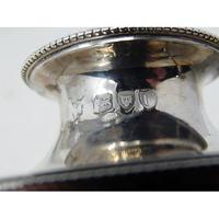 Pair of Ornate Heavy Victorian Hallmarked Silver Sugar Shakers (3 of 7)