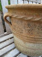 Terracotta Decorative Planter Mid 20th C (6 of 10)